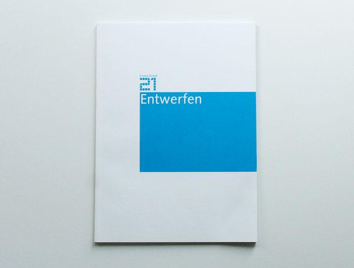 form+zweck 21: entwerfen