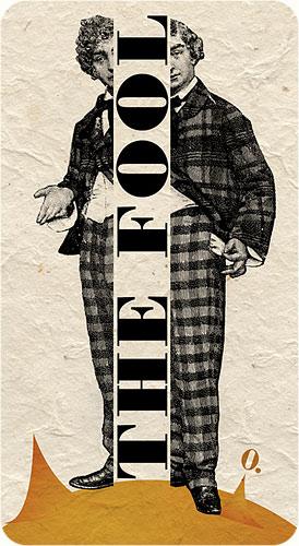 Tarot Karten - 0. The Fool