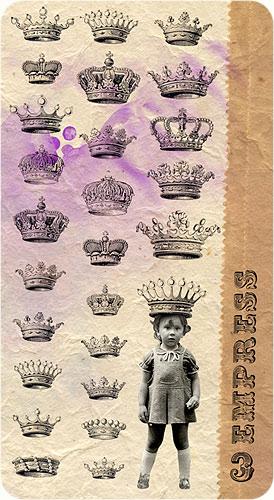 Tarot Karten - 3. Impress