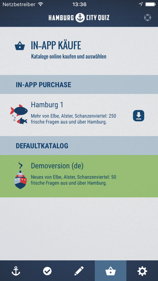 Hamburg City Quiz